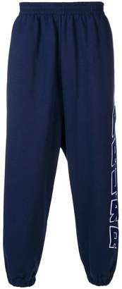 Paura loose track trousers