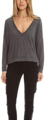Crossley Oversized V Neck Sweater