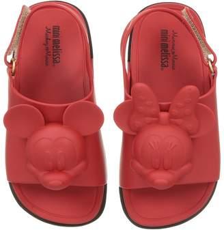 Mini Melissa Mini Beach Slide Sandal + Disney Girls Shoes