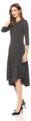 Three Dots Women's Featherweight Loose Long Dress