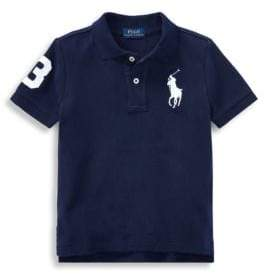 Ralph Lauren Little Boy's& Boy's Pony Mesh Polo