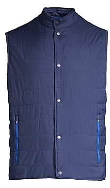 Peter Millar Men's Hyperlight Quilted Vest