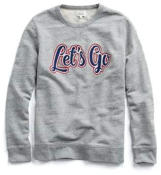 Hartford Sweat Lets Go Knitted Sweatshirt