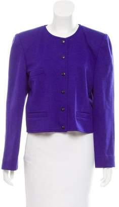 Sonia Rykiel Structured Wool Jacket
