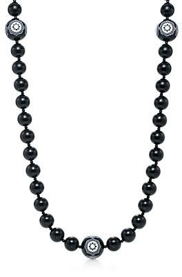 Paloma's Zellige Bead necklace
