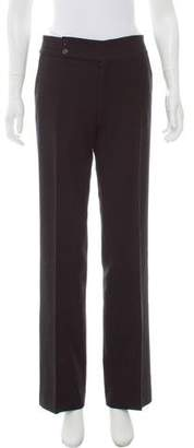 Philosophy di Alberta Ferretti Mid-Wise Wide-Leg Pants