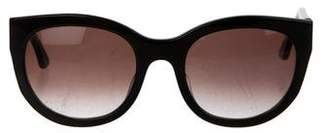 Thierry Lasry Kissy Gradient Sunglasses