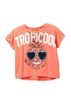 Joe Fresh T W. Cuff Top (Toddler & Little Girls)