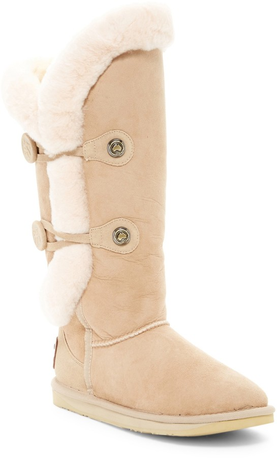 Australia Luxe CollectiveAustralia Luxe Collective Nordic Angel Tall Genuine Shearling Boot