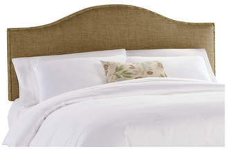 House of Hampton Dodson Nail Button Upholstered Panel Headboard