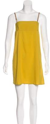 Sacai Sleeveless Mini Dress