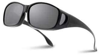 Shark Eyes INC Polarized Fitover Sunglasses