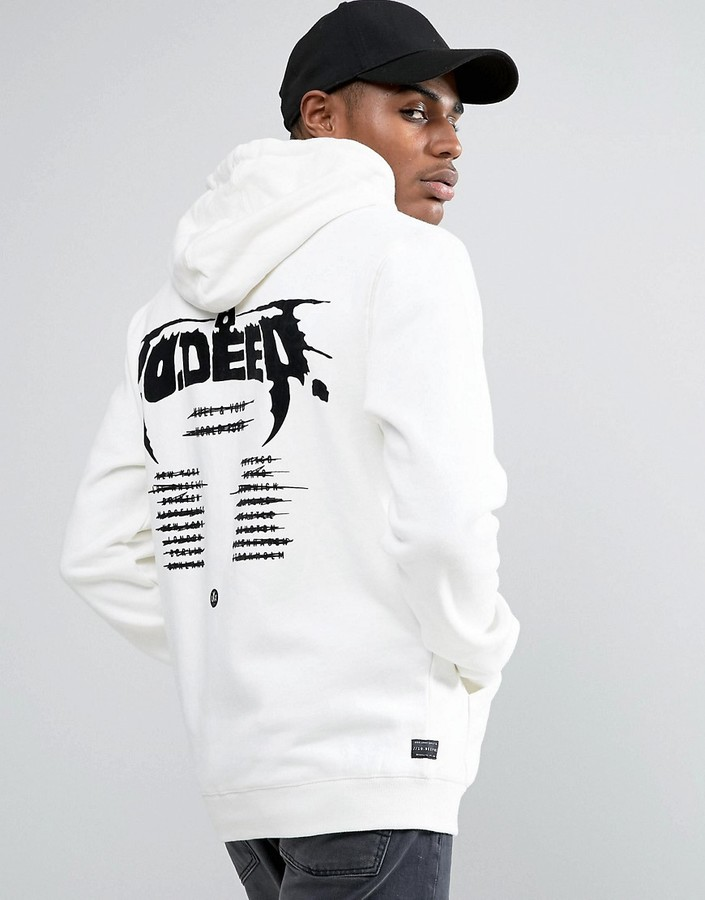 10.Deep 10 Deep Hoodie With Tour Back Print