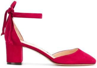 Tila March ankle tie sandals