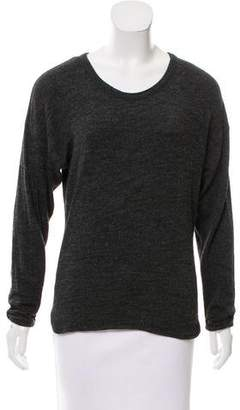 Isabel Marant Dolman Sleeve Scoop Neck T-Shirt