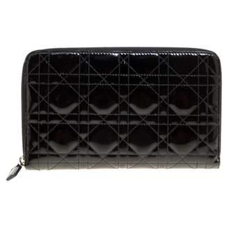 c9ba425d24a Christian Dior D-Bee Black Leather Handbag