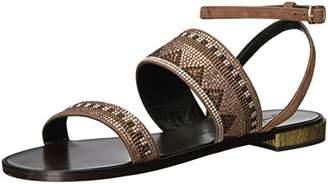 Lola Cruz Women's 303z04bk Dress Sandal