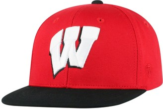 Top of the World Youth Wisconsin Badgers Maverick Cap