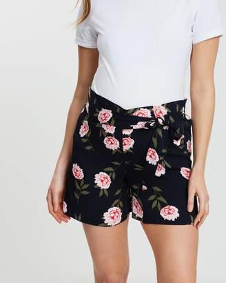 Tie Detail Shorts