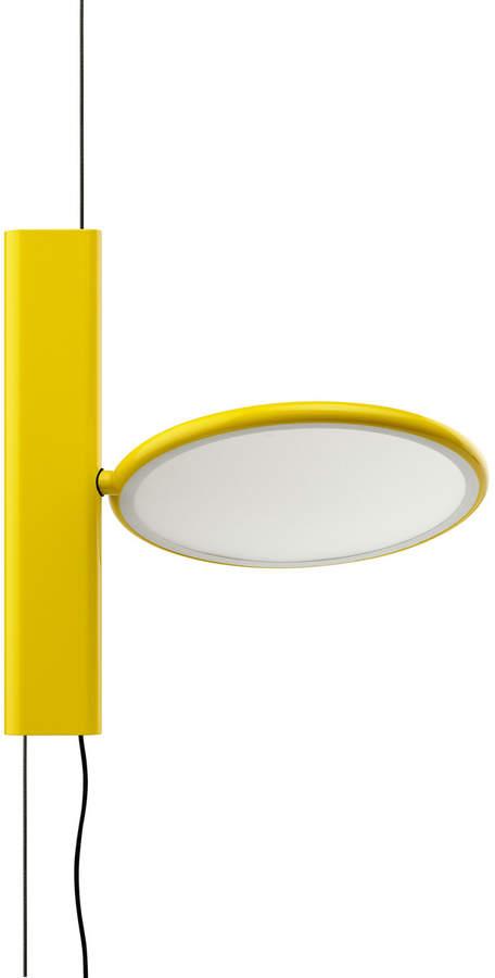 Flos - OK Leuchte, Gelb