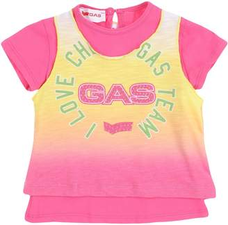 Gas Jeans T-shirts - Item 37988503AC