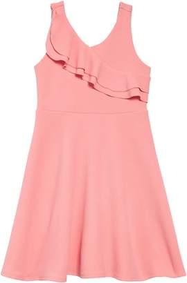 Love, Nickie Lew Double Ruffle Dress