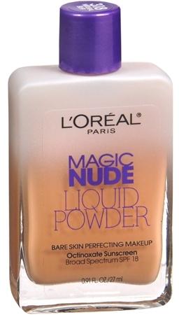 L'Oreal Magic Nude Natural Buff