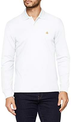 Brooks Brothers Men's Maniche Lunghe Polo Shirt