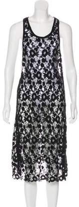 Peachoo+Krejberg Sleeveless Midi Dress