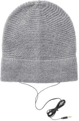Rebecca Minkoff Solid Knit Headphone Beanie
