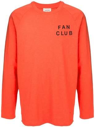 Wood Wood Fan Club sweater