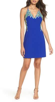 Lilly Pulitzer R) Niki Stretch Sheath Dress