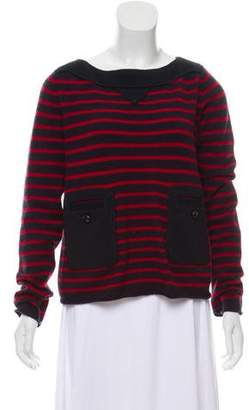 Tory Burch Cashmere Knit Top