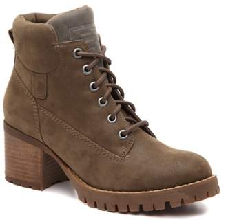 Crown Vintage Calista Combat Boot