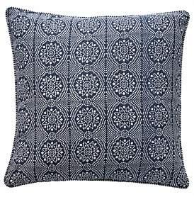 Canvas & Sasson Milieu Bandani Cushion