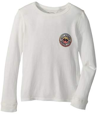 Billabong Kids Flip Wave Top Girl's Long Sleeve Pullover