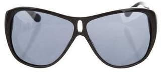 Derek Lam Olivia Aviator Sunglasses