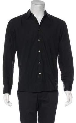 CNC Costume National Woven Dress Shirt
