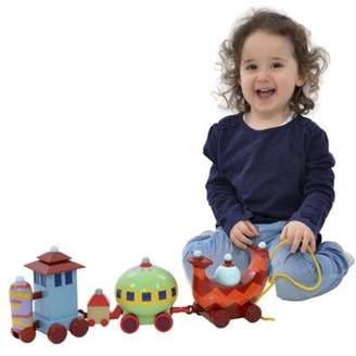 In the Night Garden Ninky Nonk Wobble Train