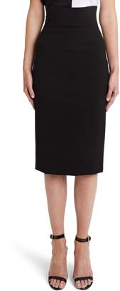 Versace First Line Pencil Skirt