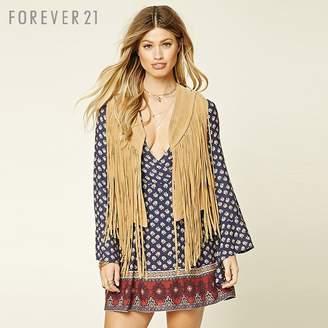 Forever 21 (フォーエバー 21) - Forever 21 サープリスフロントオーネイトワンピース