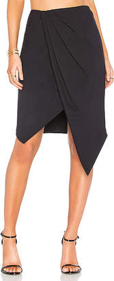 Finders Keepers Henson Wrap Skirt