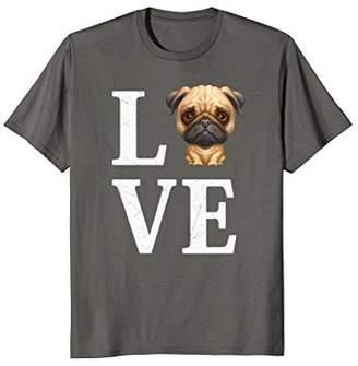 Love Pug T-Shirt