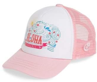 Grom Squad Aloha Tides Trucker Hat