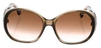 Tom Ford Lara Gradient Sunglasses