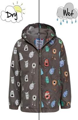 Holly & Beau Monster Color-Changing Raincoat