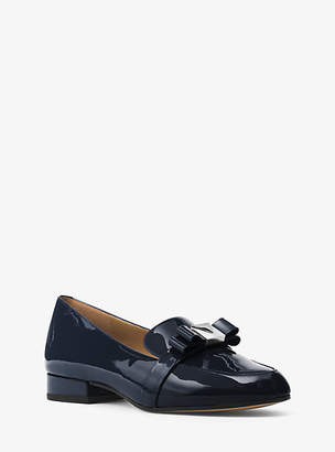 Michael Kors Caroline Patent Leather Loafer