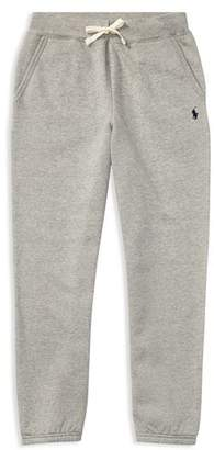 Ralph Lauren Boys' Fleece Sweatpants - Little Kid