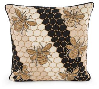 Mackenzie Childs MacKenzie-Childs Beekeeper Pillow