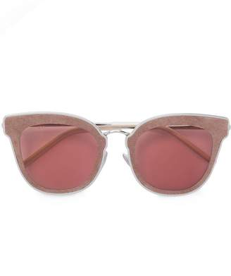 a3924d0762 Jimmy Choo Pink Women s Sunglasses - ShopStyle